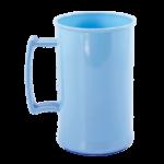 Caneca acrilica 300 ml azul