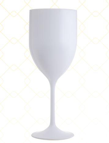 Taça Vinho 320 ml branco
