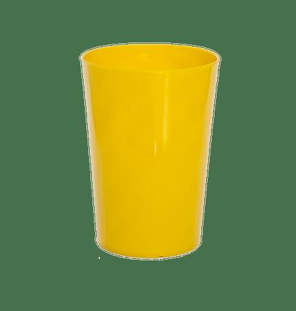 Copo Twister amarelo