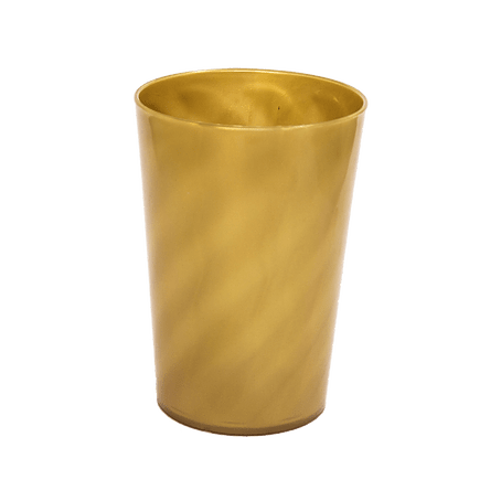 Copo Twister marrom