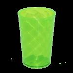 Copo Twister verde neon