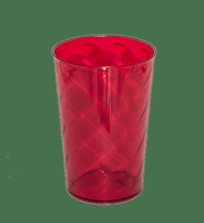 Copo Twister Vermelho