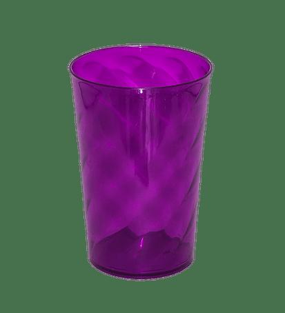 Copo Twister Violeta