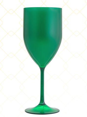 Taça Vinho 320 ml verde