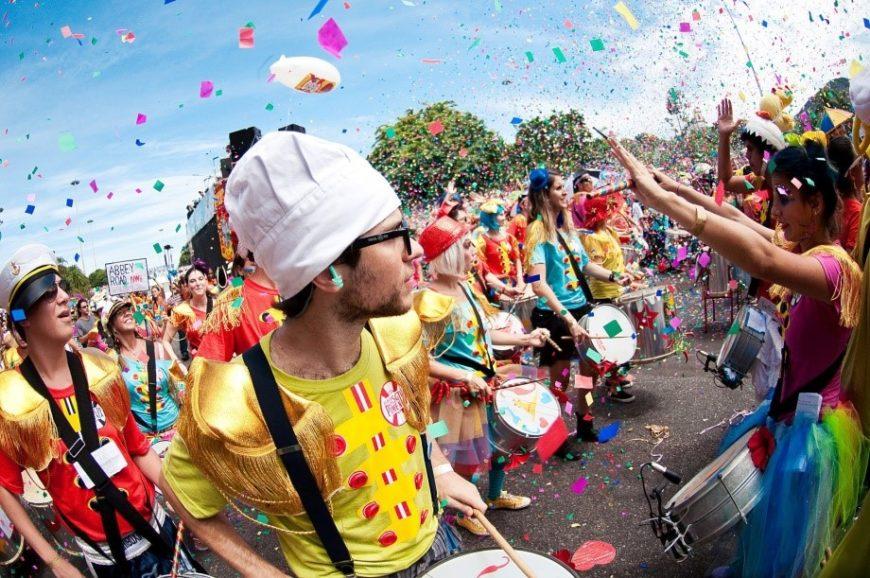 Carnaval Mix Canecas