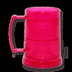 Caneca de Gel rosa