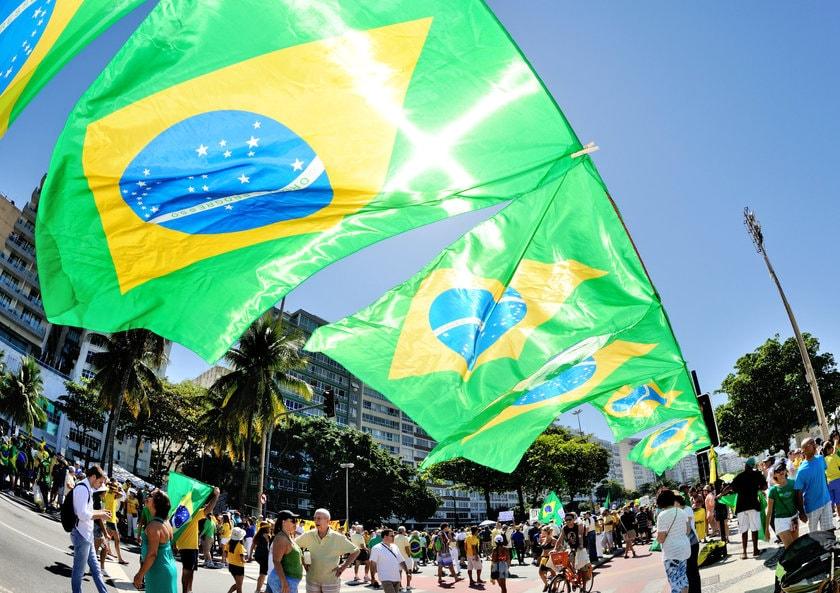 Bandeiro Brasil