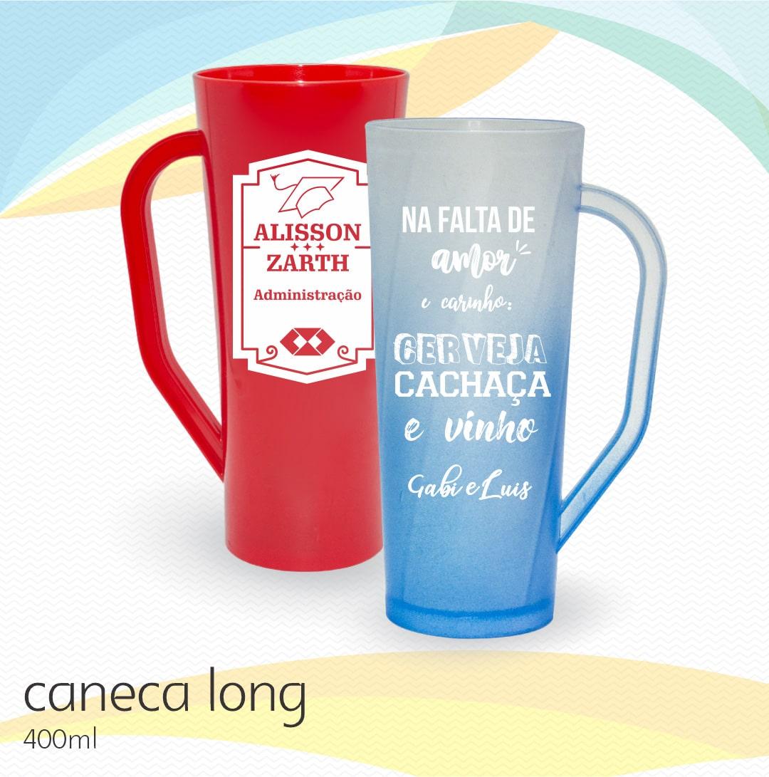 Caneca Long Personalizada