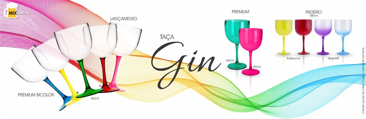 Taça Gin Mix Canecas